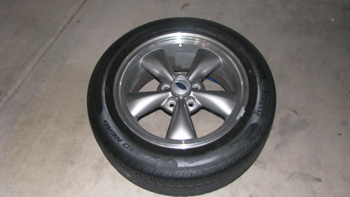 For Sale Rims And Tires From My 2006 Mustang GT
